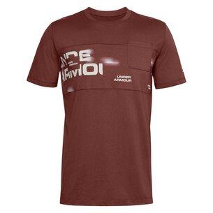 Under Armour Pocket T Shirt Mens