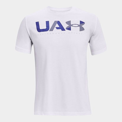 Under Armour Armour Performance T Shirt Mens