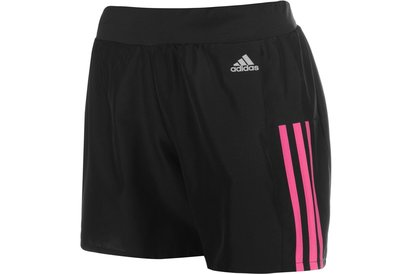 adidas Quest Ladies 6 Inch Running Shorts