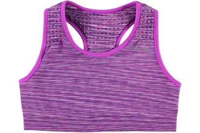 USA Pro Seamless Crop Top Junior Girls