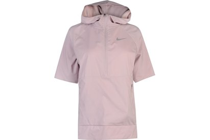 Nike Flex Short Sleeve Jacket Ladies