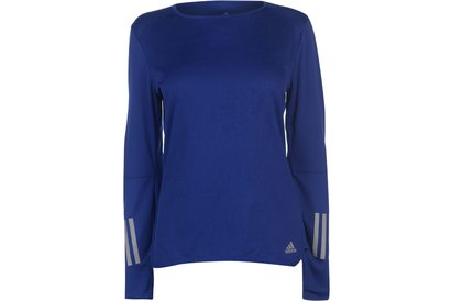 adidas Response Long Sleeve T-Shirt Ladies