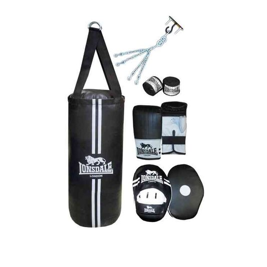 Contender Punchbag Boxing Boxset