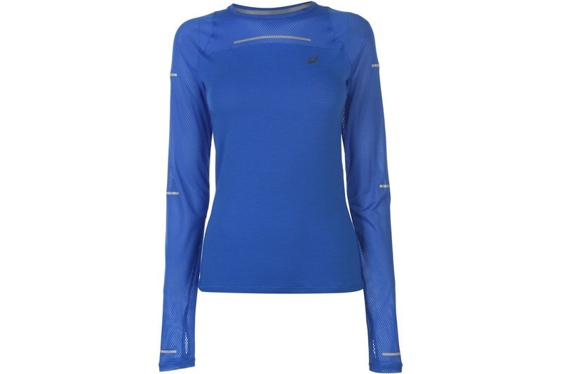 Lite Show Long Sleeve T Shirt Ladies