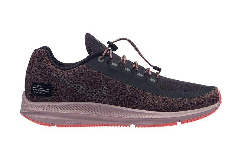 Zoom Winflo 5 Shield Ladies Running Shoes