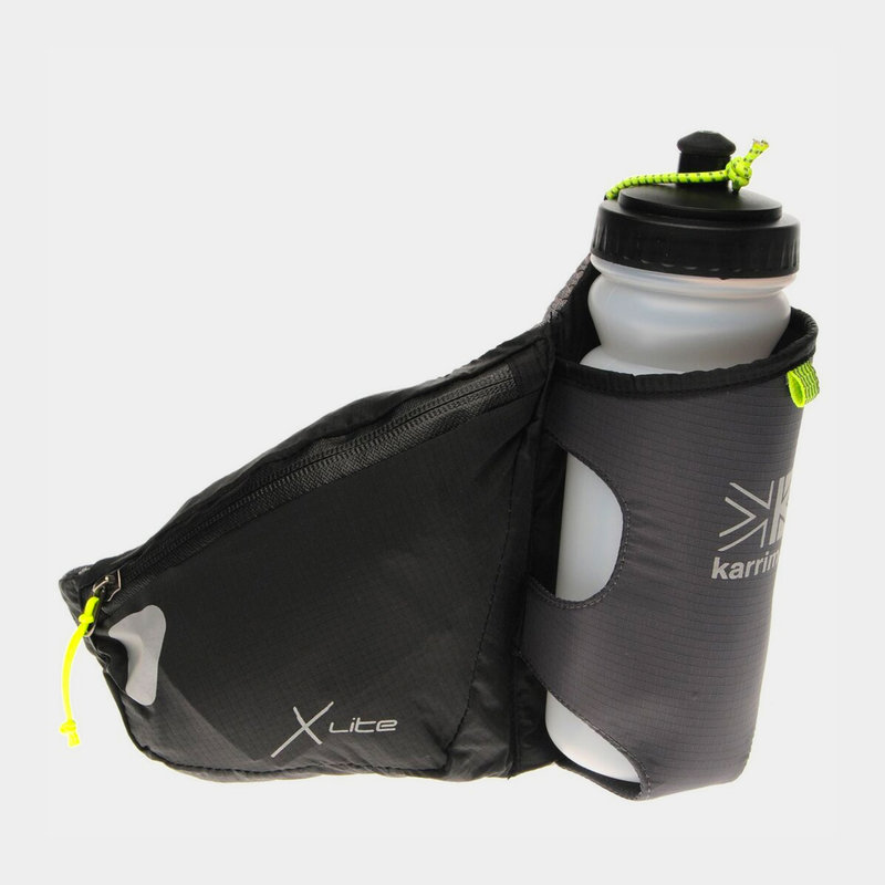 X Lite Running Belt and Bottle