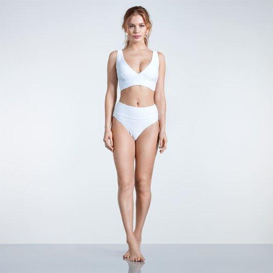 Textured Bikini Bottoms Ladies