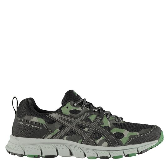 Gel Scram 4 Mens Trail Running Shoes