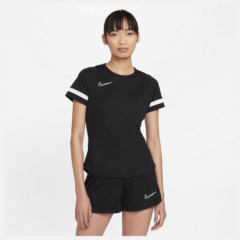 Dri FIT Academy Womens Short Sleeve Soccer Top
