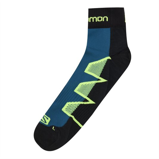 XA Pro Running 2 Pack Socks Mens