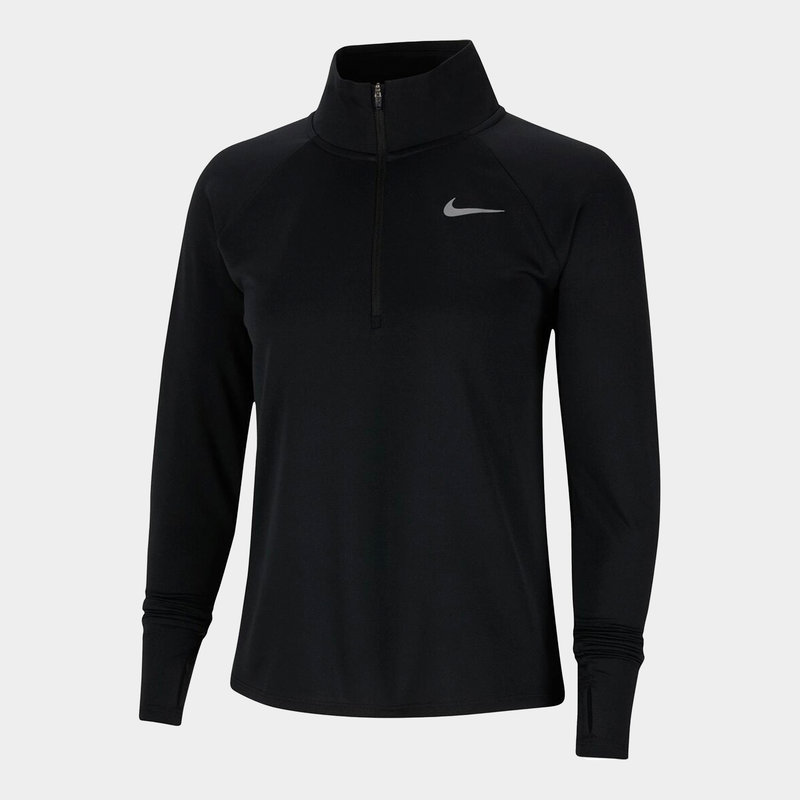 Half Zip Core Long Sleeve Running Top Ladies
