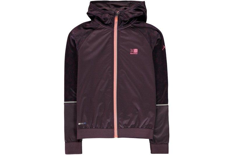 Girls Plum XLite Jacket Junior