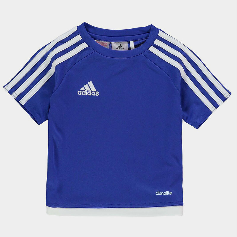 3 Stripe Estro Tee Shirt Infants