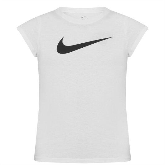 Swoosh T Shirt Infant Girls