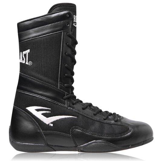 Lockdown Mens Boxing Boots