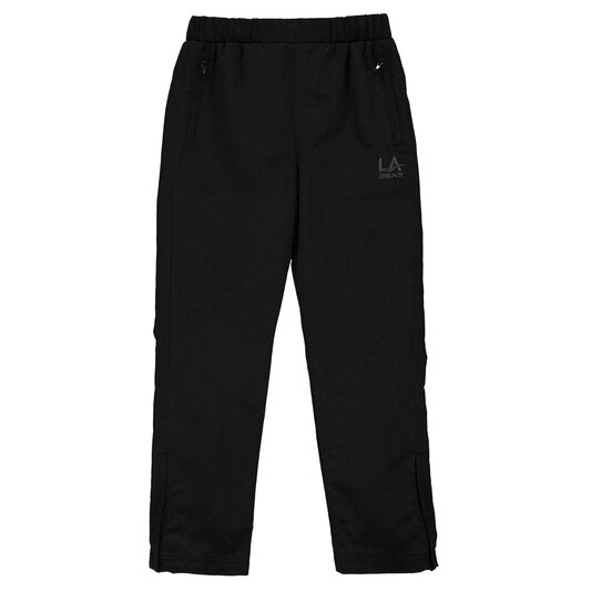 Open Hem Woven Pants Girls
