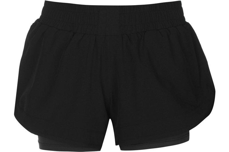 2 in 1 Shorts Junior Girls