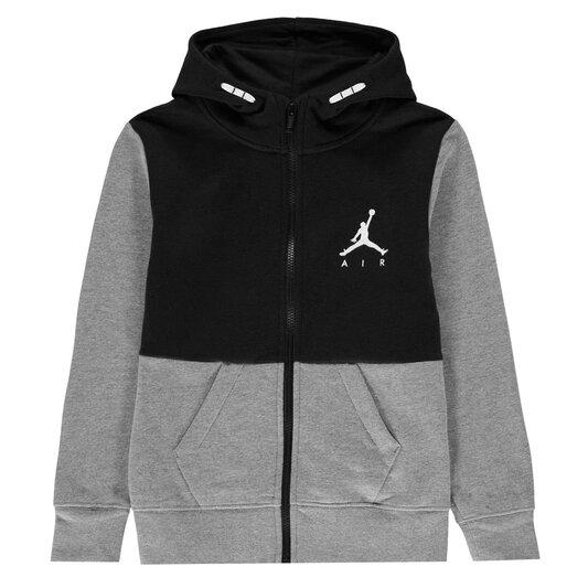 Jordan Dry Full Zip Hoodie Junior Boys