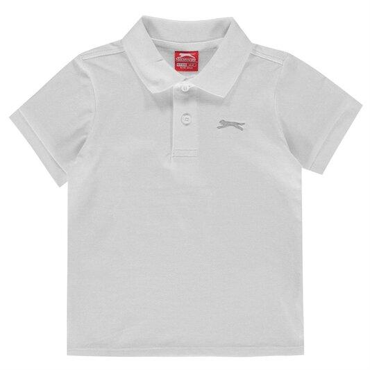 Plain Polo Shirt Infant Boys