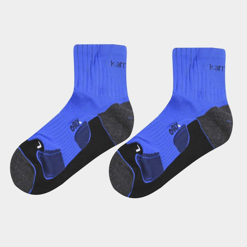 Dri Skin 2 Pack Running Socks Mens