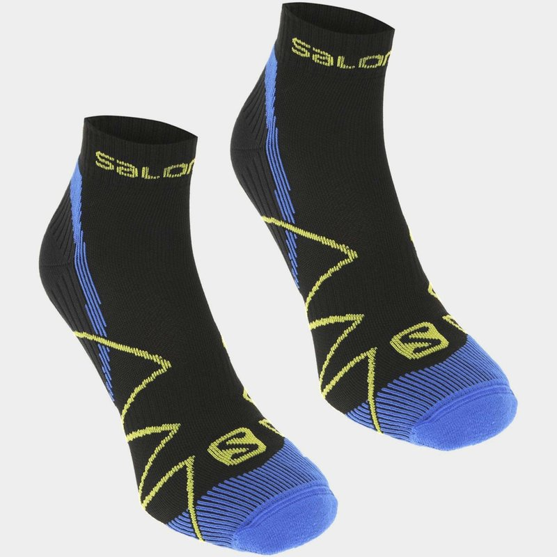 X Scream 2 Pack Mens Running Socks