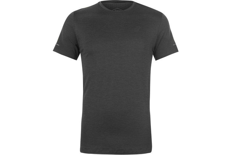 Seamless Short Sleeve T Shirt Mens