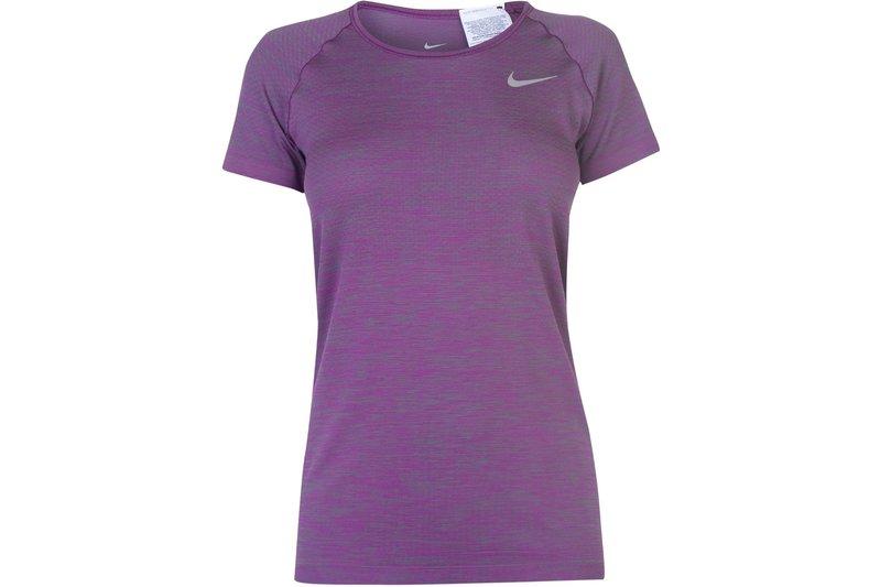 DriFit Knitted Running T-Shirt Ladies