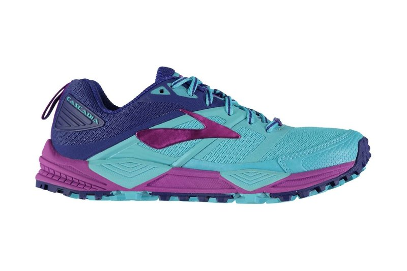 Cascadia 12 Running Trainers Ladies