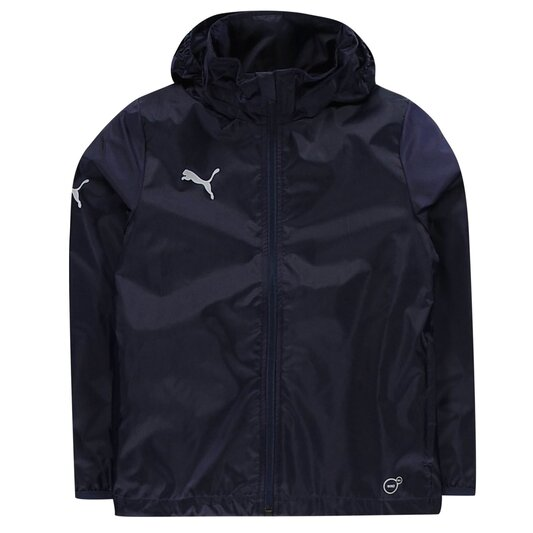 Essentials Core Rain Jacket Junior Boys