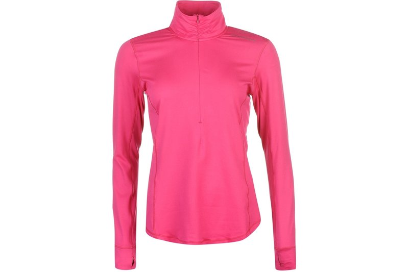 Dash Half Zip Top Ladies