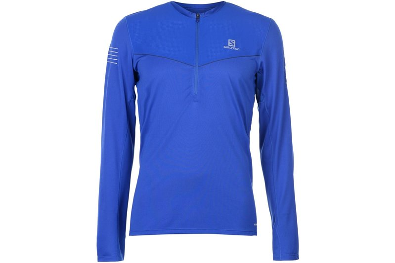 Fast Wing Zip Top Mens