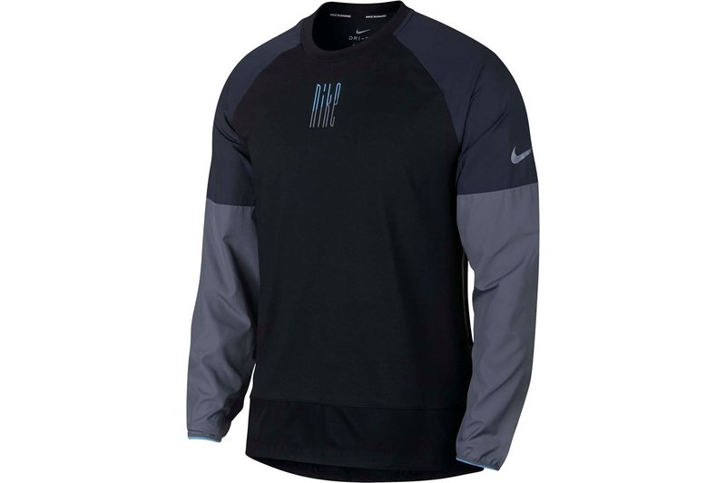Element MX Long Sleeve Running Top Mens