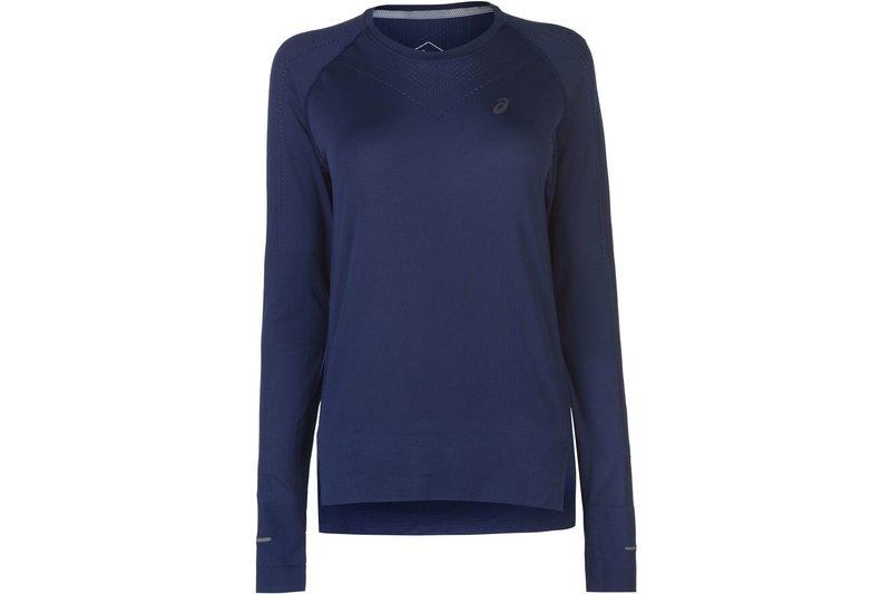 Seamless Long Sleeve T Shirt Ladies