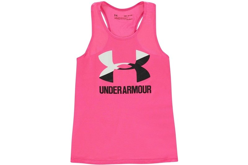 Big Logo Tank Top  Junior Girls