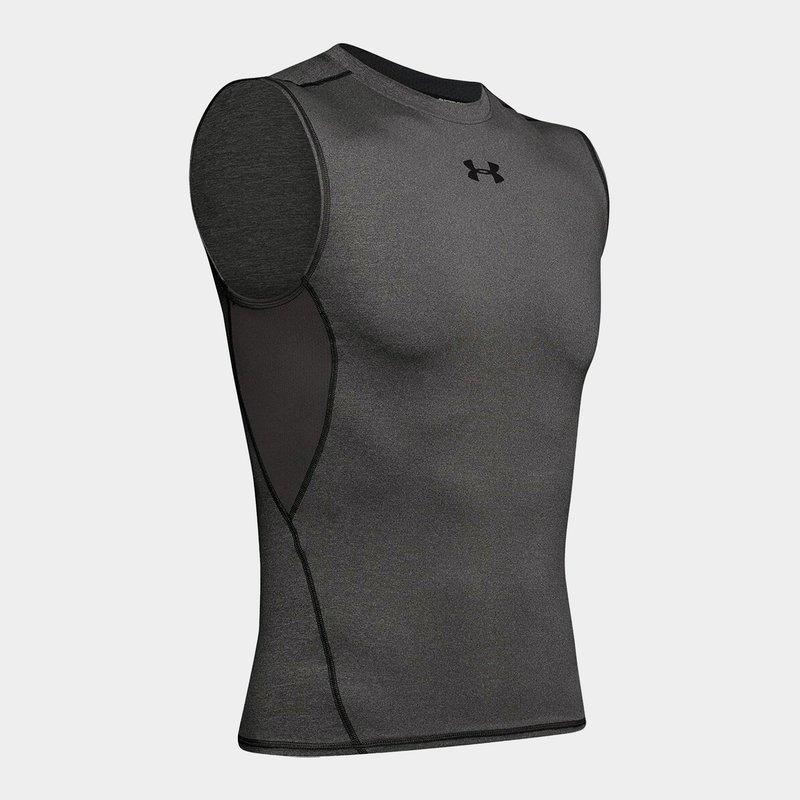 Armour HeatGear Training Baselayer Vest Top Mens