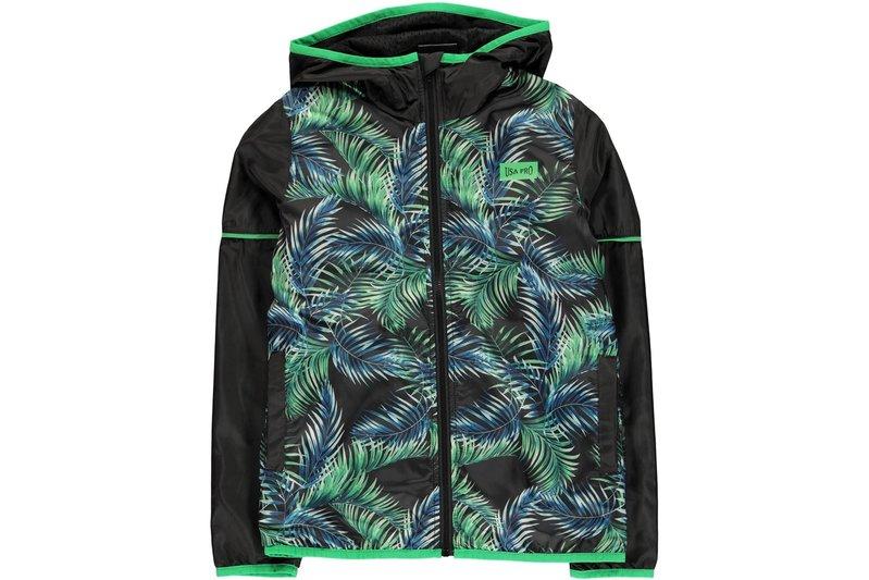Little Mix Wind Runner Jacket Junior Girls