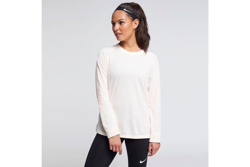 Tailwind Long Sleeve Running Top Ladies