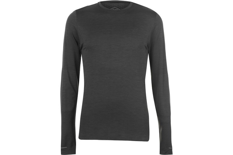 Seamless Long Sleeve T-Shirt Mens