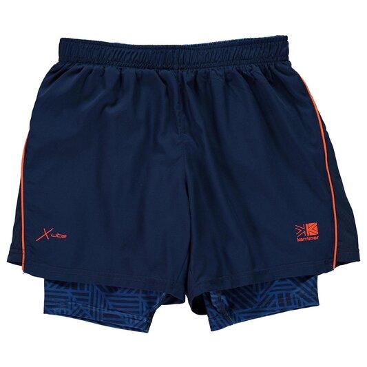 X 2 in 1 Shorts Junior Boys