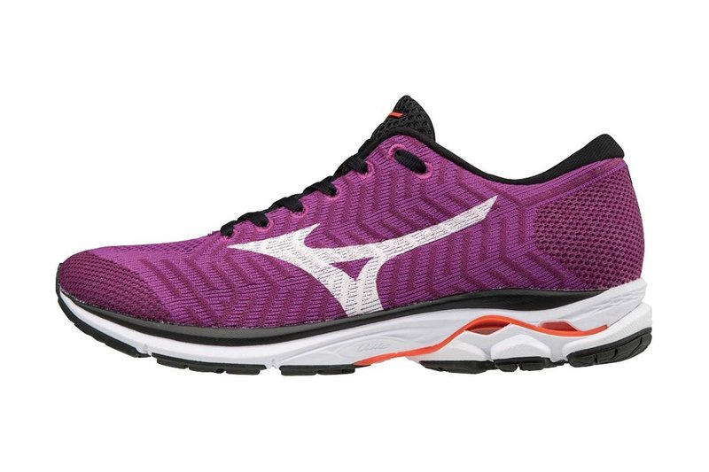 Wave Knit R1 Ladies Running Shoes