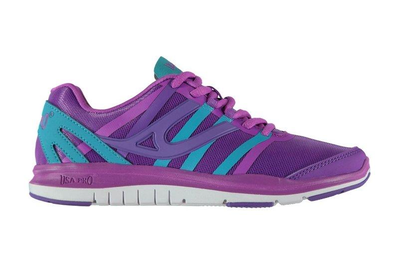 Quartz Junior Girls Training Shoes