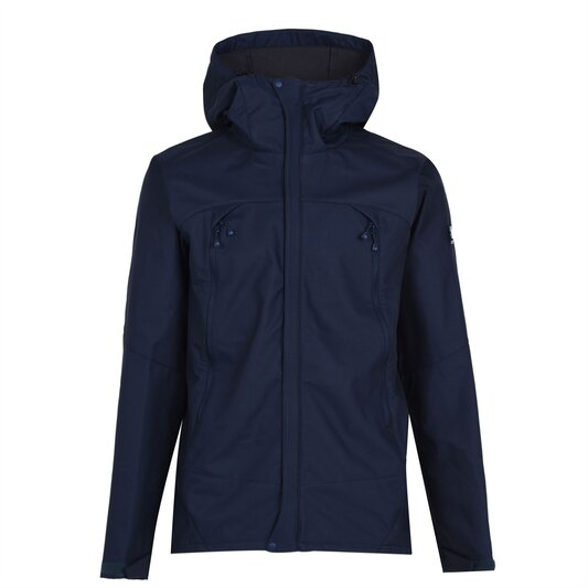 Arete Hooded Softshell Jacket Mens