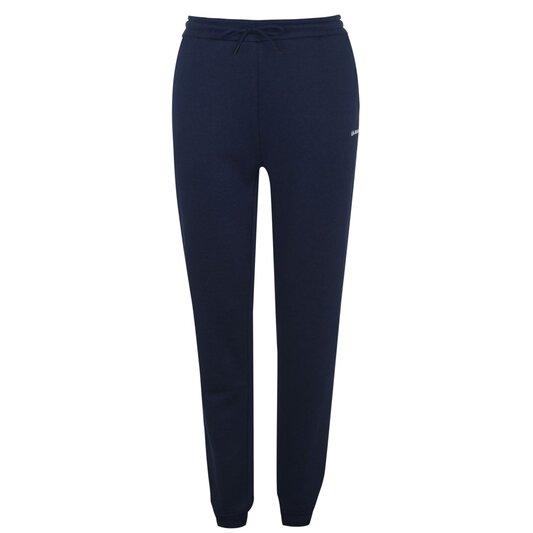 Closed Hem Jogging Pants Ladies