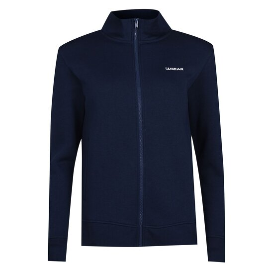 Full Zip Fleece Ladies