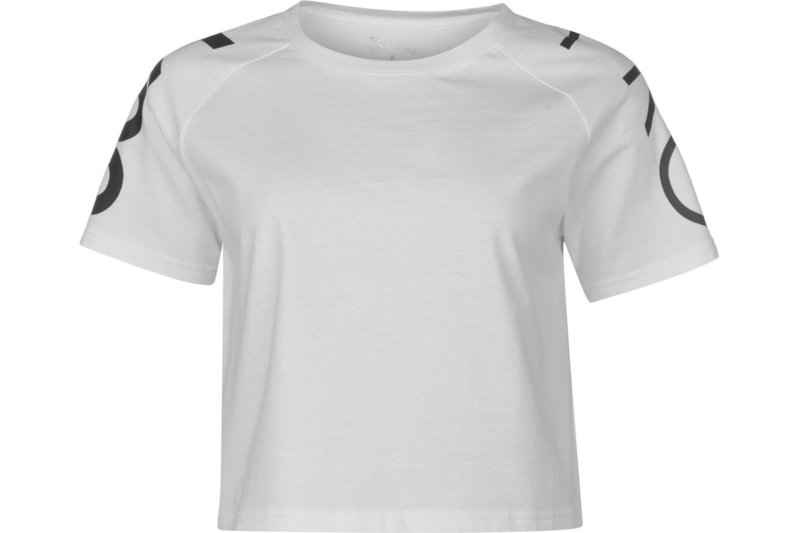 Cropped T-Shirt Ladies