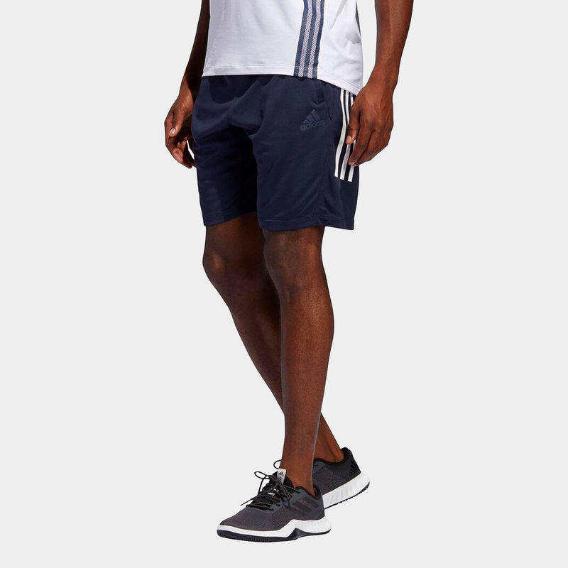 Mens Kraft 3 Stripes Shorts