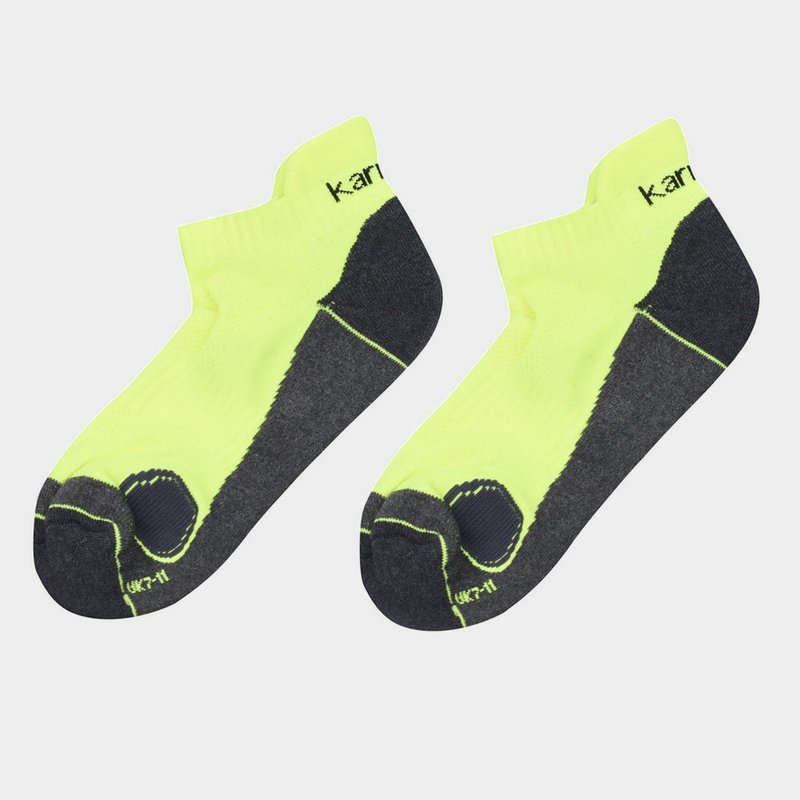 2 Pack Running Socks Mens