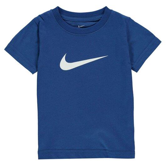 Swoosh T Shirt Infant Boys