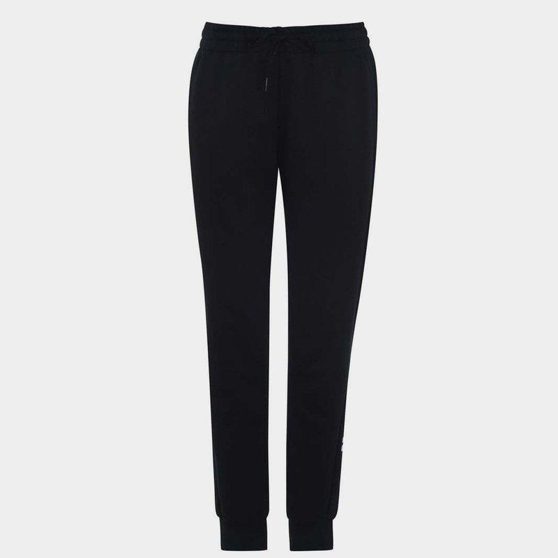 Linear Slim Fit Cotton Joggers Ladies