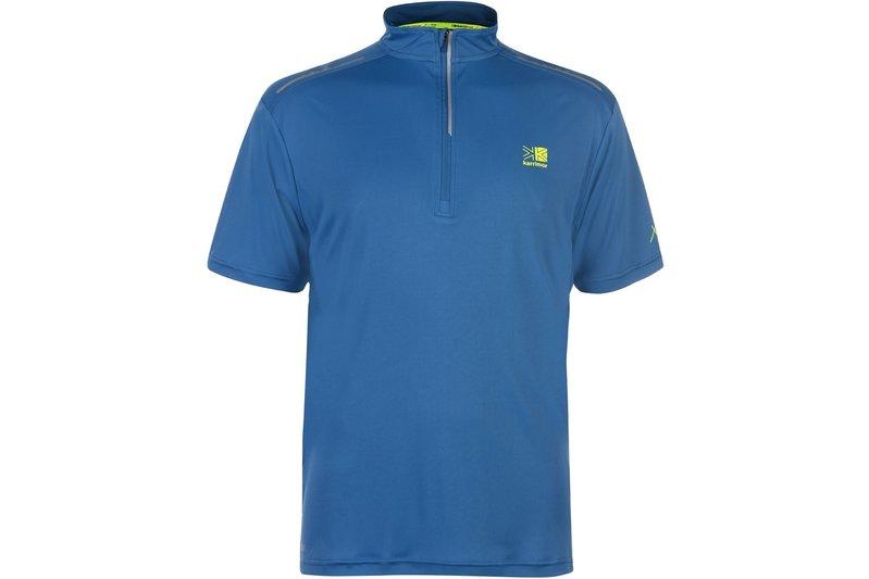 X Lite Race Zip T Shirt Mens